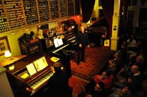 Concert locatie pianola museum Amsterdam